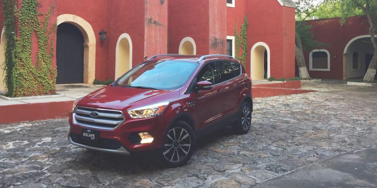 Ford Escape, una SUV para lucirse en el camino