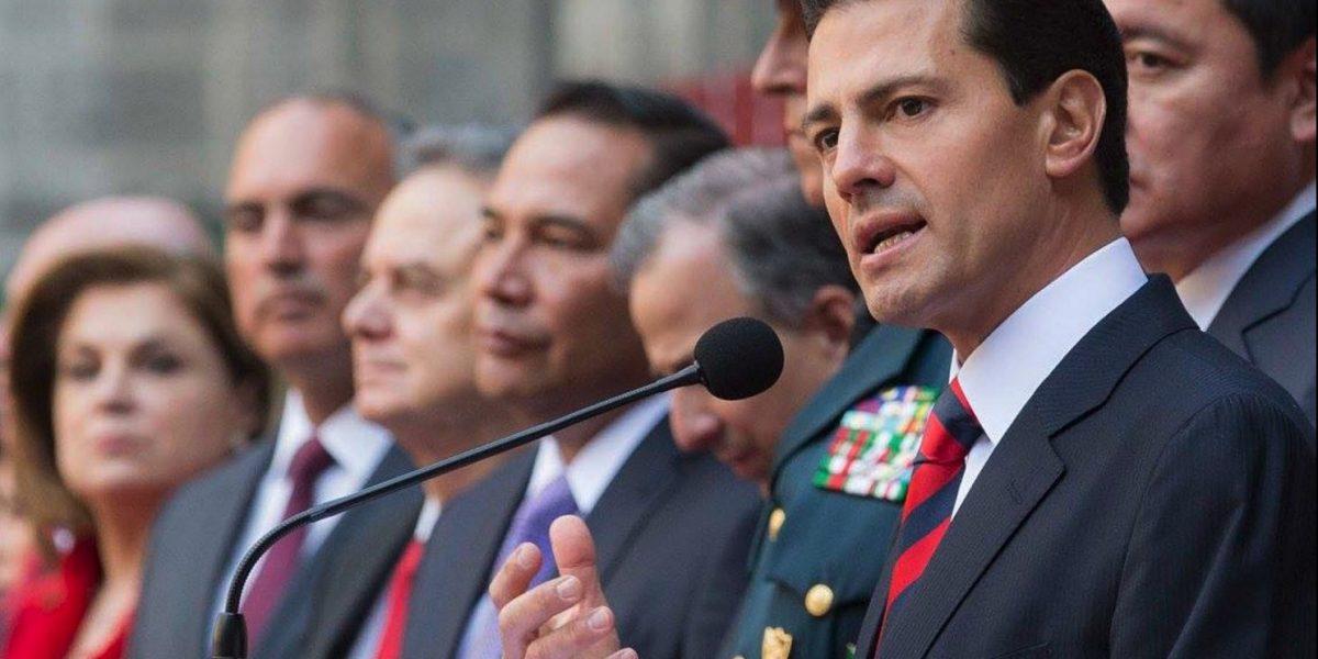 Peña Nieto confía que 2017 será una gran año para México