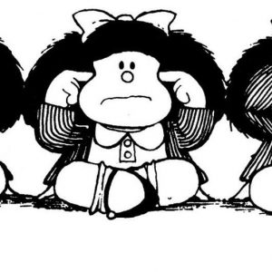 Mafalda. Foto | Creative commons