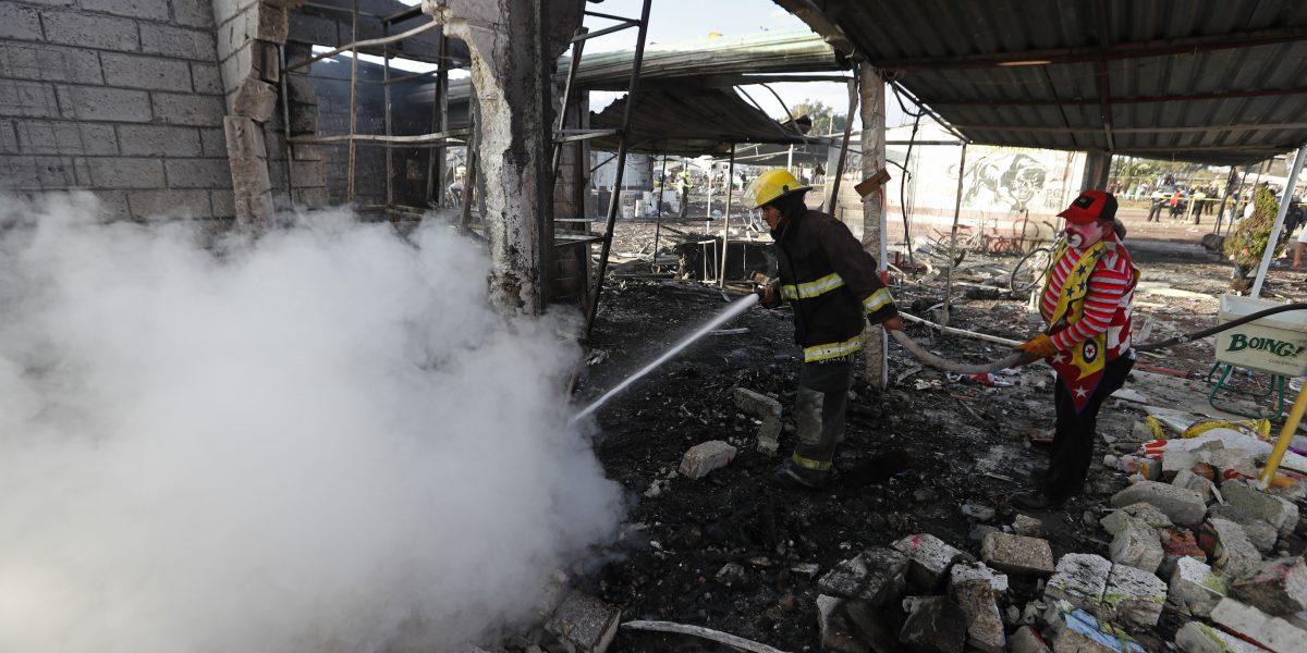 #NoALaPirotecnia: La protesta que surge tras explosión en Tultepec