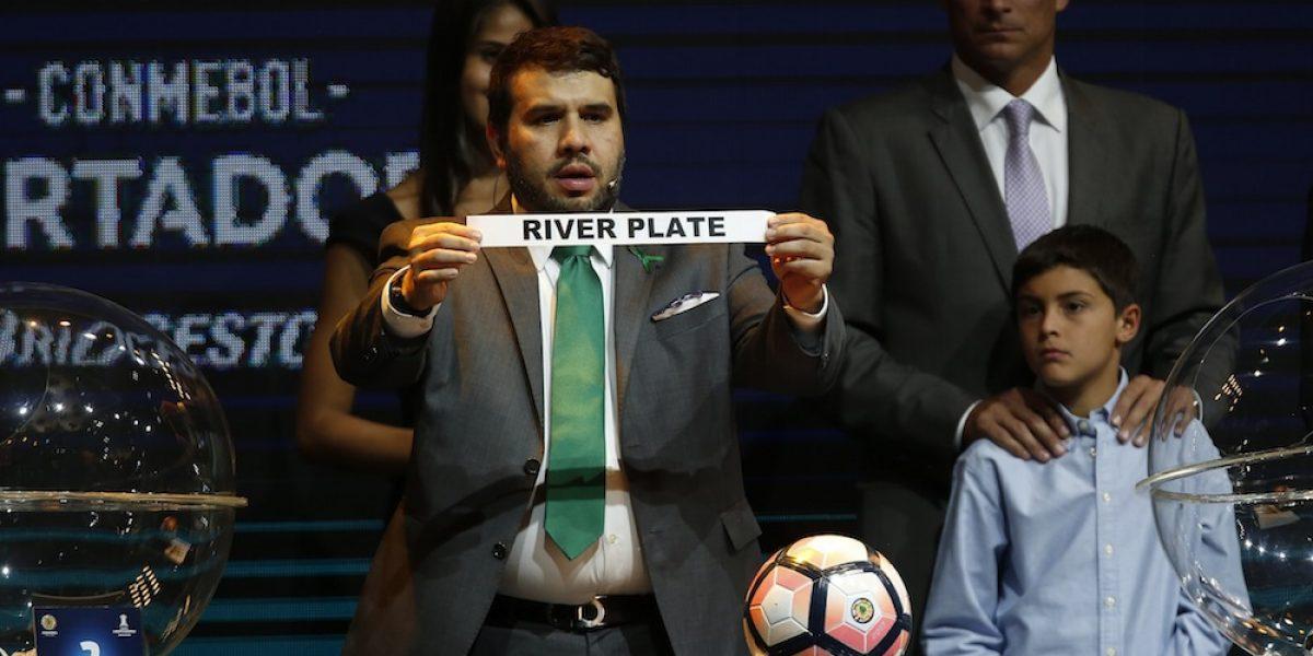 Quedan definidos los grupos para la Copa Libertadores 2017