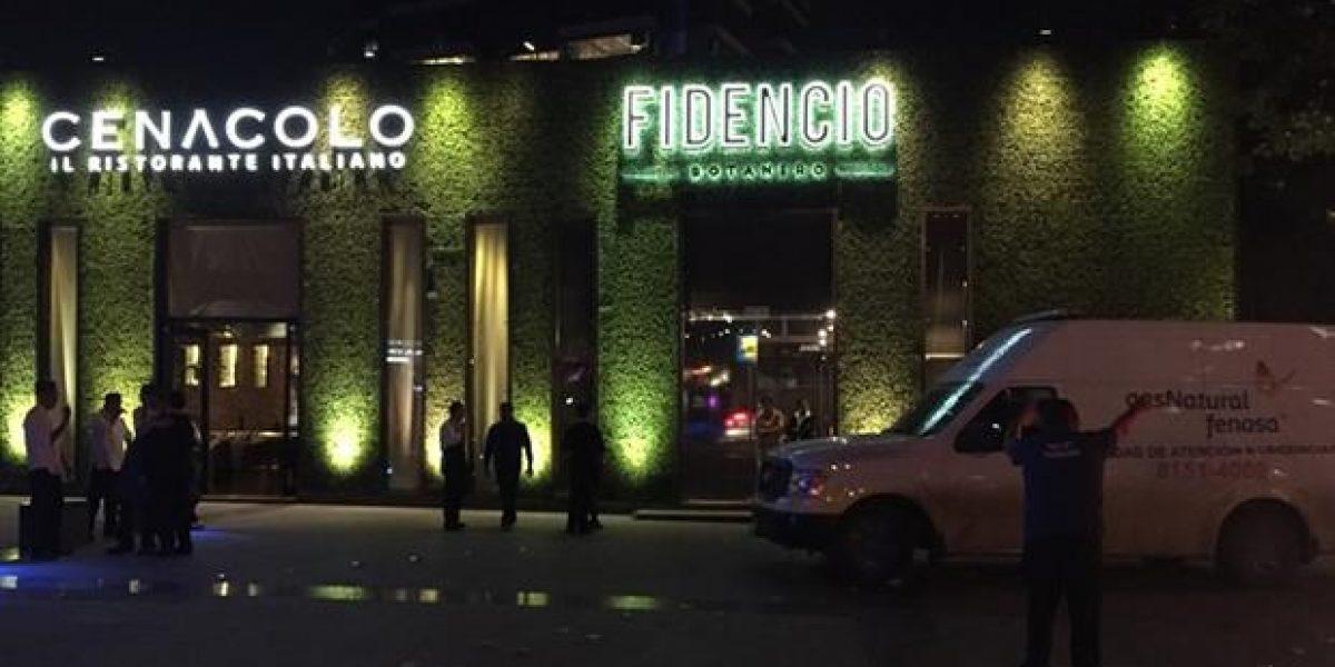 Evacuan restaurante de San Pedro por fuga de gas