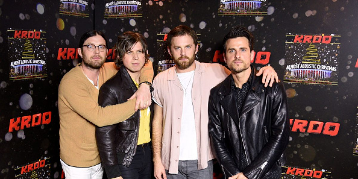 "Kings of Leon lanza video de ""Find me"" y anuncia gira por EU"
