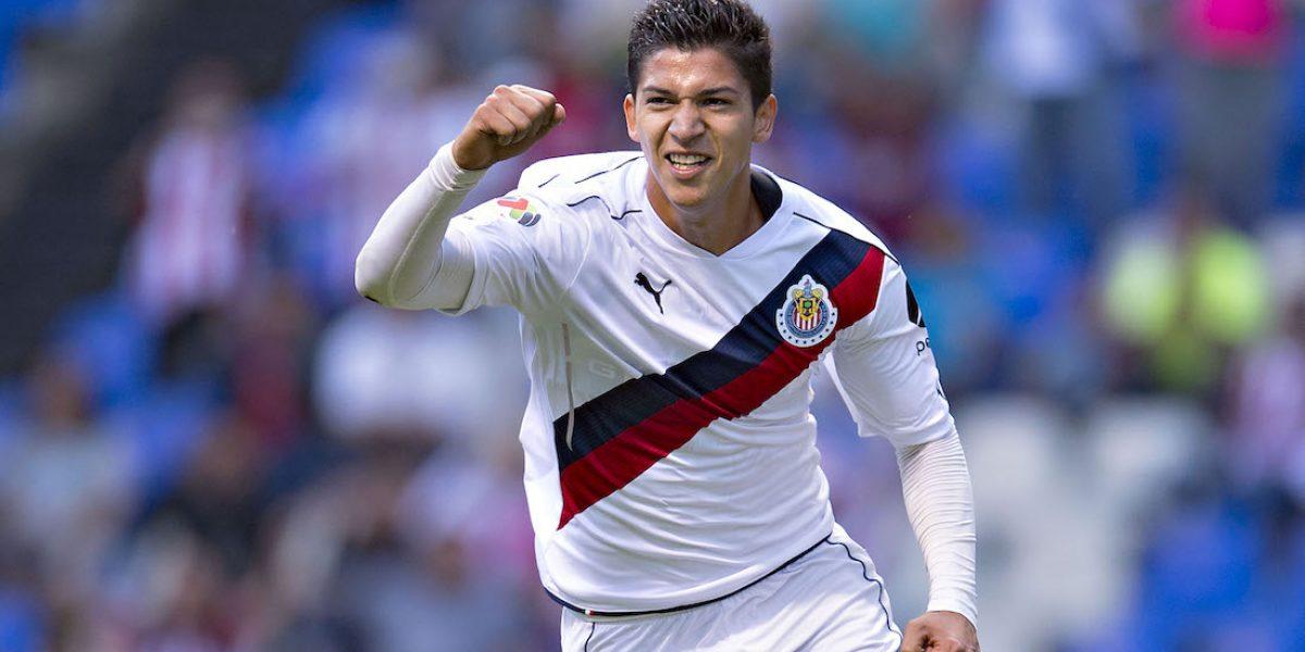 Equipo europeo tiene en la mira a Ángel Zaldívar de Chivas
