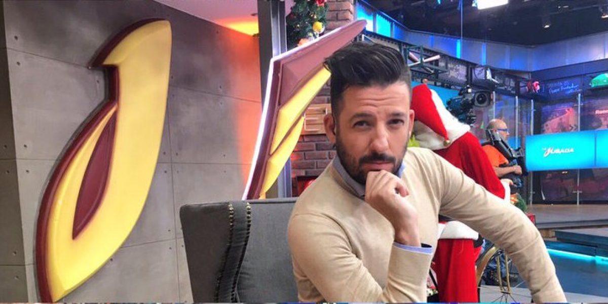 VIDEO: Iñaki Álvarez, el gran ausente en promocional navideño de Televisa