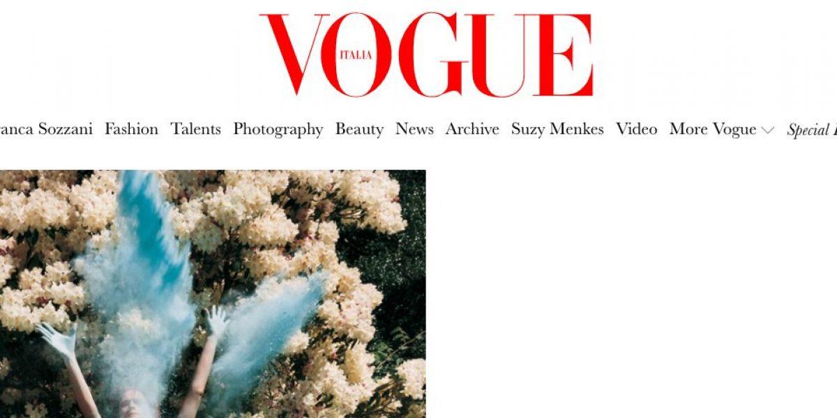 Vogue Italia de luto: murió su directora Franca Sozzani