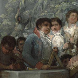 Francisco de Goya. Único y Eterno