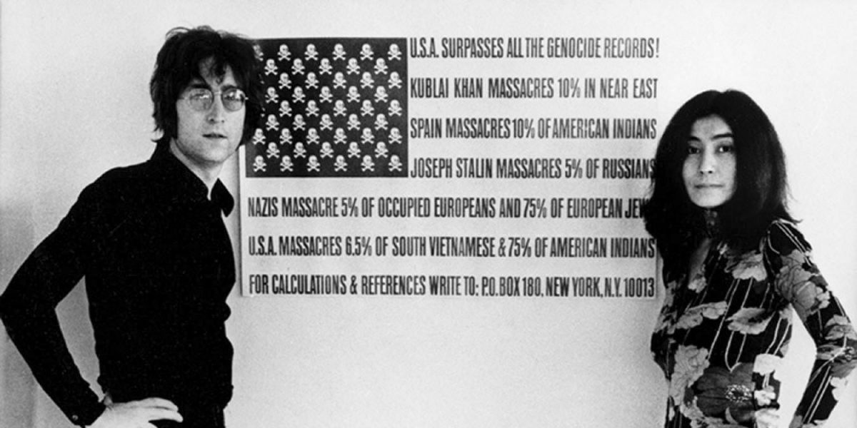 Llegan a YouTube videos de John Lennon