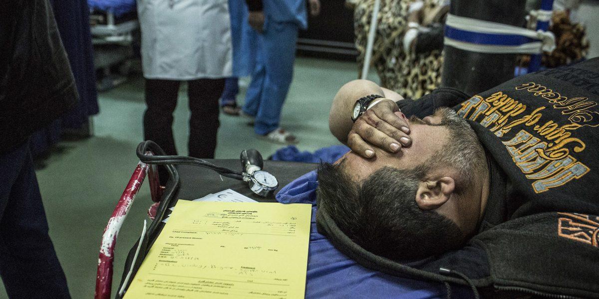 Al menos 30 muertos por la explosión de tres coches bomba en Mosul