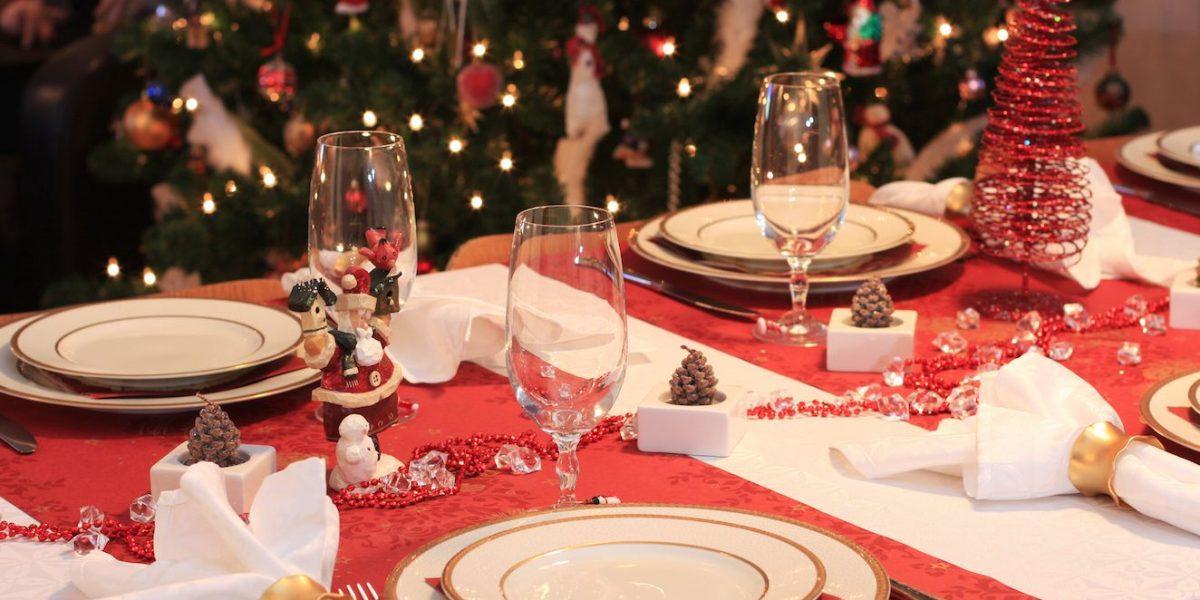 Prepara un menú navideño con recetas con toque internacional