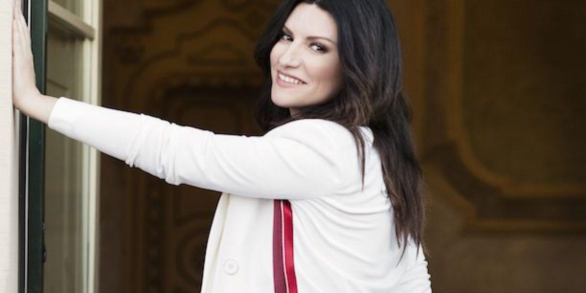 Laura Pausini cumple uno de sus sueños