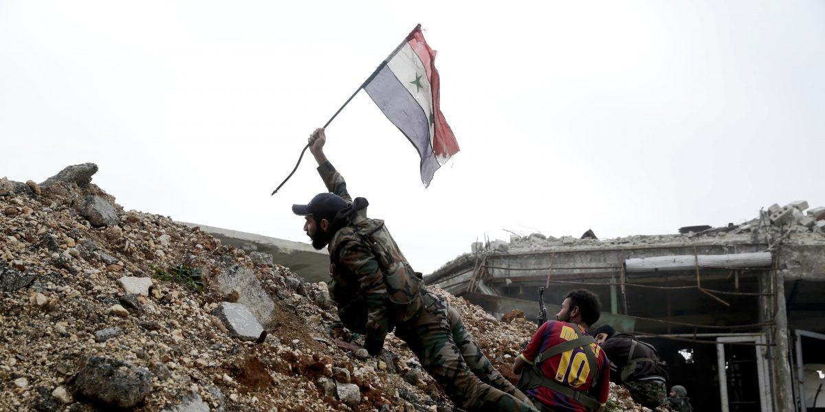 Después de 4 años Siria da por concluida la reconquista de Alepo