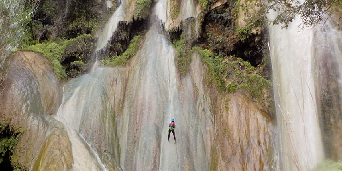 Vive el turismo de aventura en Taxco