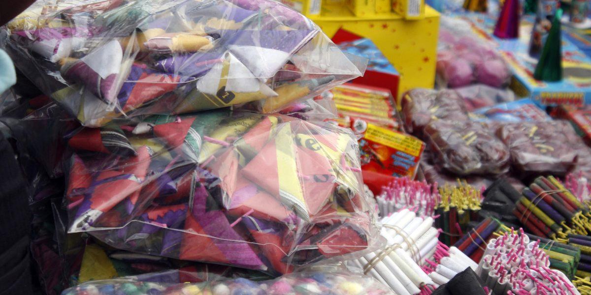 Explota un nuevo taller de pirotecnia, esta vez en Tlaxcala