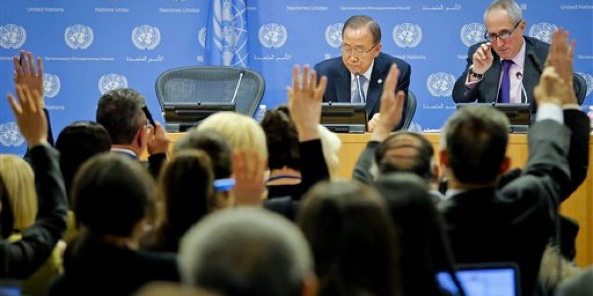 ONU exige detener asentamientos de Israel en Palestina