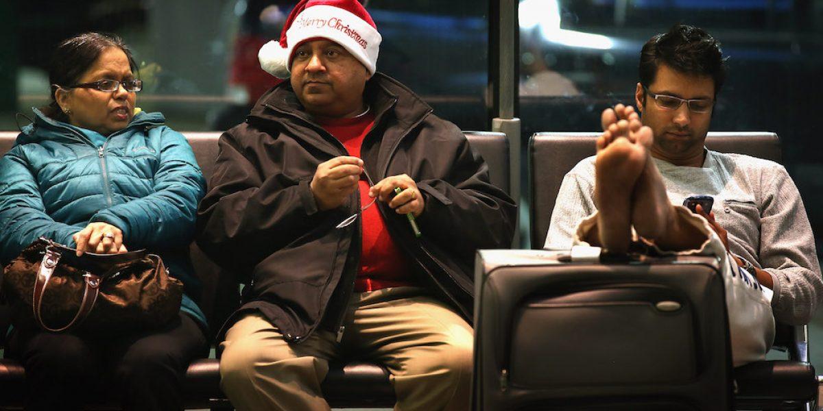 ¿La última Navidad para ir y venir tranquilos de EU a México?