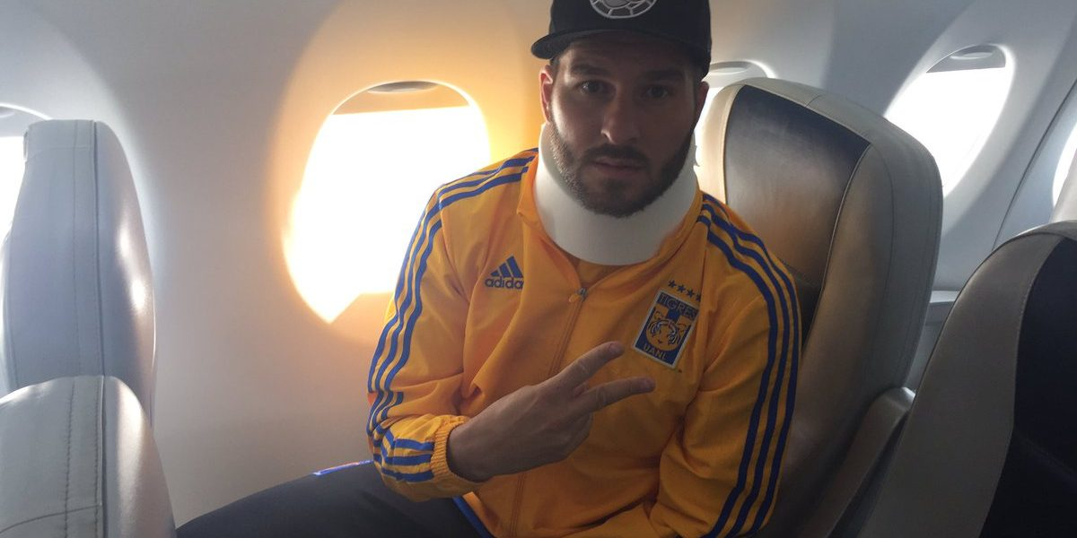Gignac viaja a Monterrey, pero continua en duda para la Final