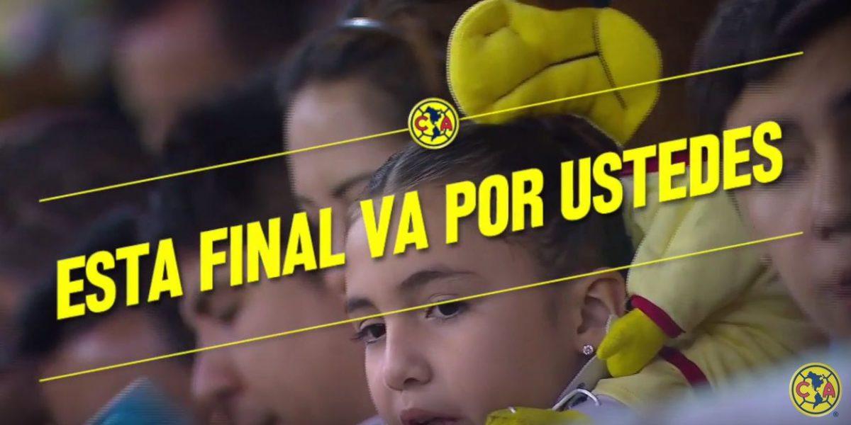 El emotivo video que dedicó América a su afición previo a la Final