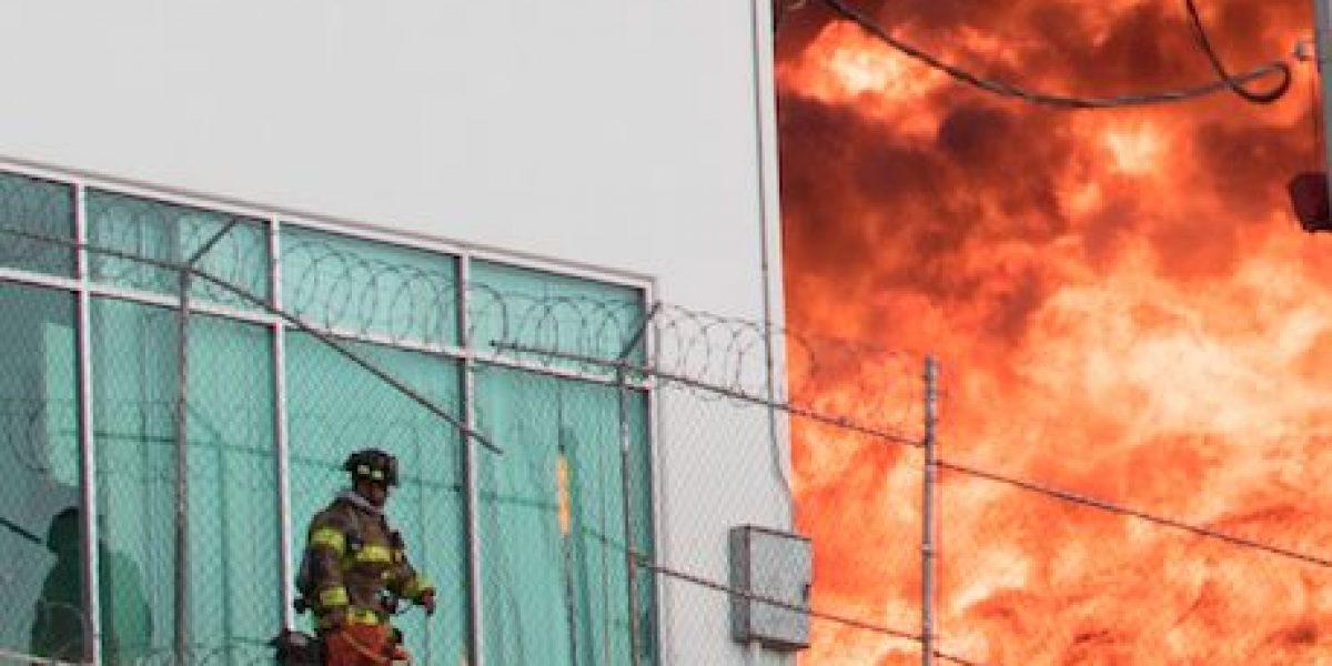 Incendio en restaurante de Madrid, España, causa 16 heridos