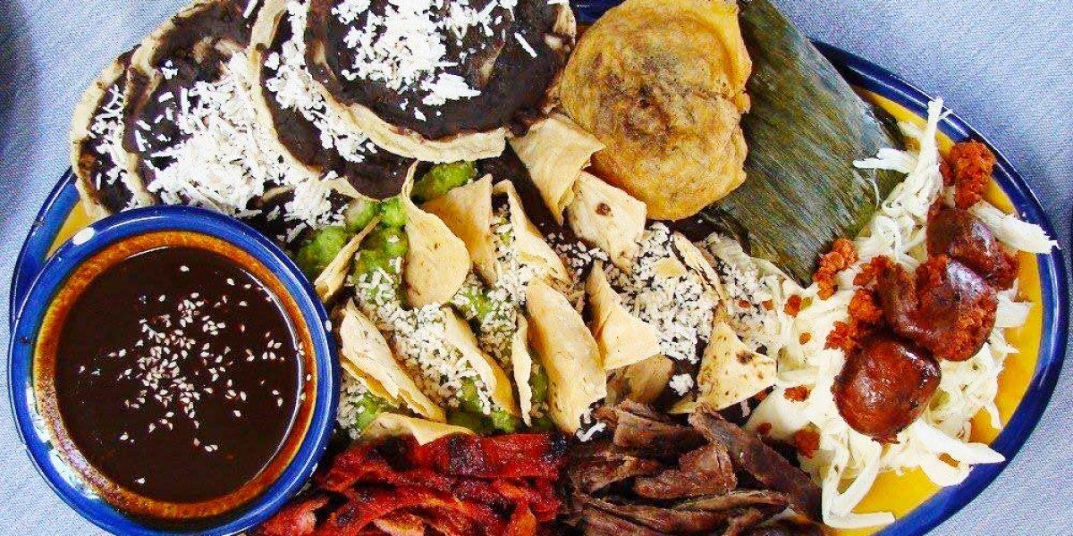 Un universo de sabores en Oaxaca