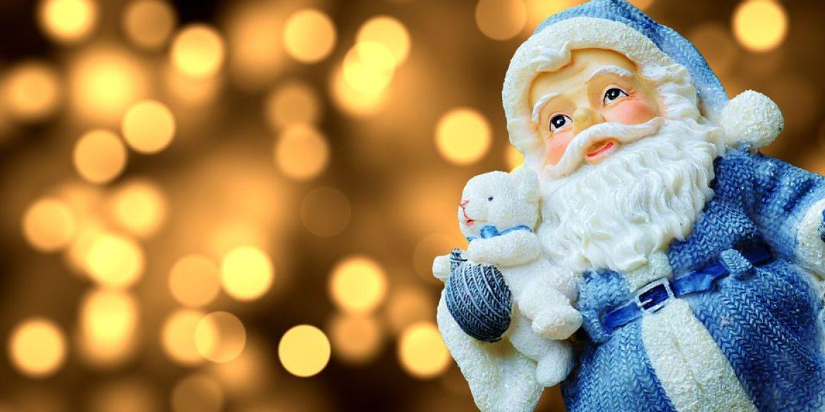 ¿Y la música de navidad?