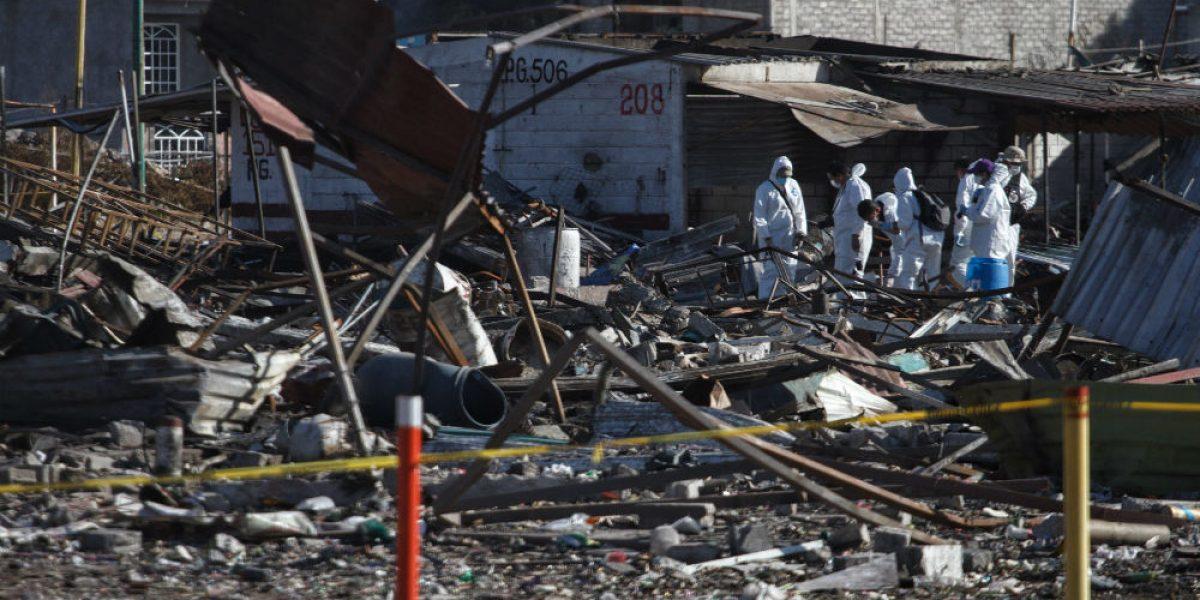Locatarios piden reconstruir mercado de Tultepec