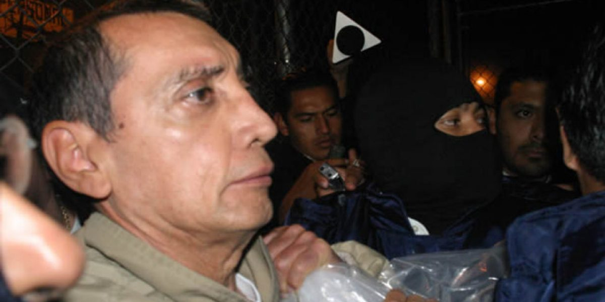 Mario Villanueva será detenido cuando llegue a México: PGR