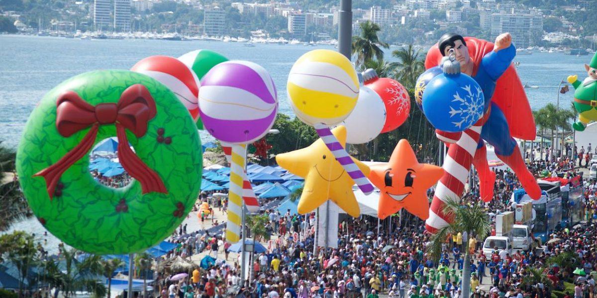 Razones para ir a la Mega Feria Imperial de Acapulco