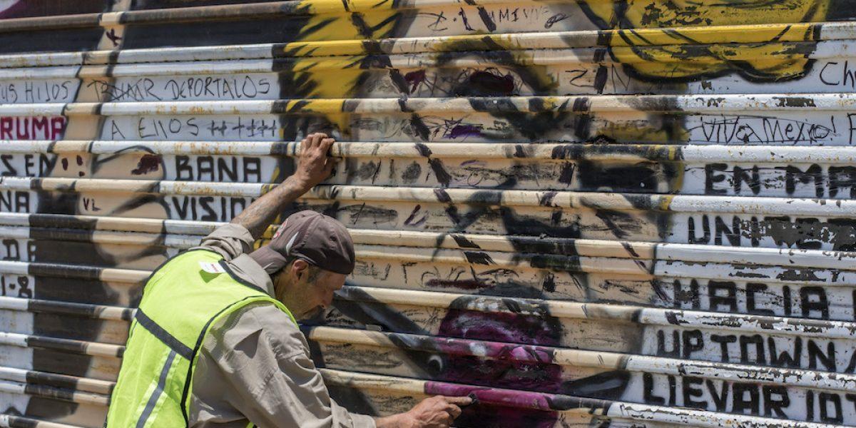 Muro fronterizo de Trump enfrenta resistencia local: NYT
