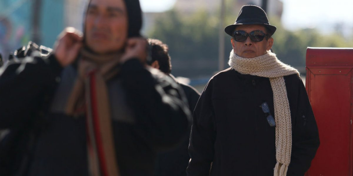 Temperatura descenderá hasta cinco grados bajo cero en el país
