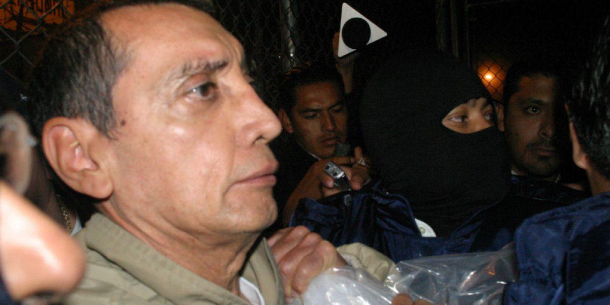 Mario Villanueva sale de prisión de EU; autoridades preparan deportación