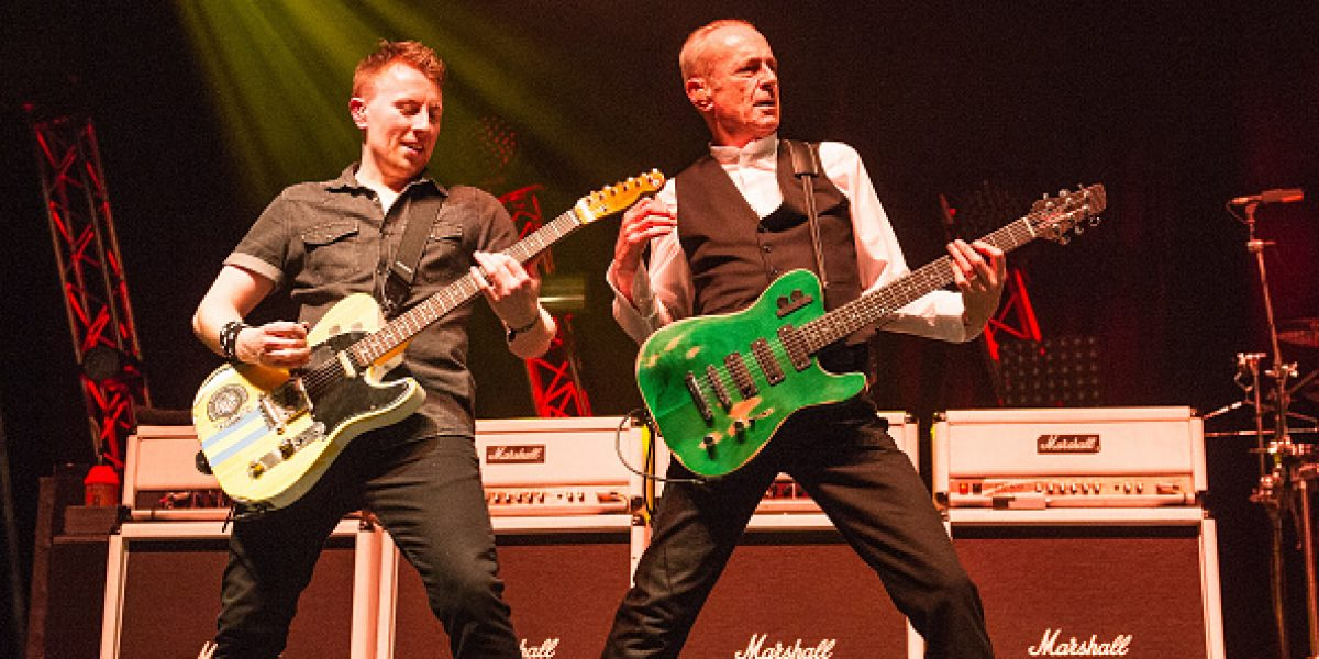 Falleció Rick Parfitt, guitarrista de Status Quo