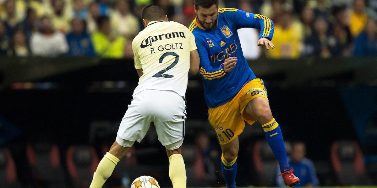 Tigres vs. América ¿A qué hora juegan en la Final de vuelta del Apertura 2016?