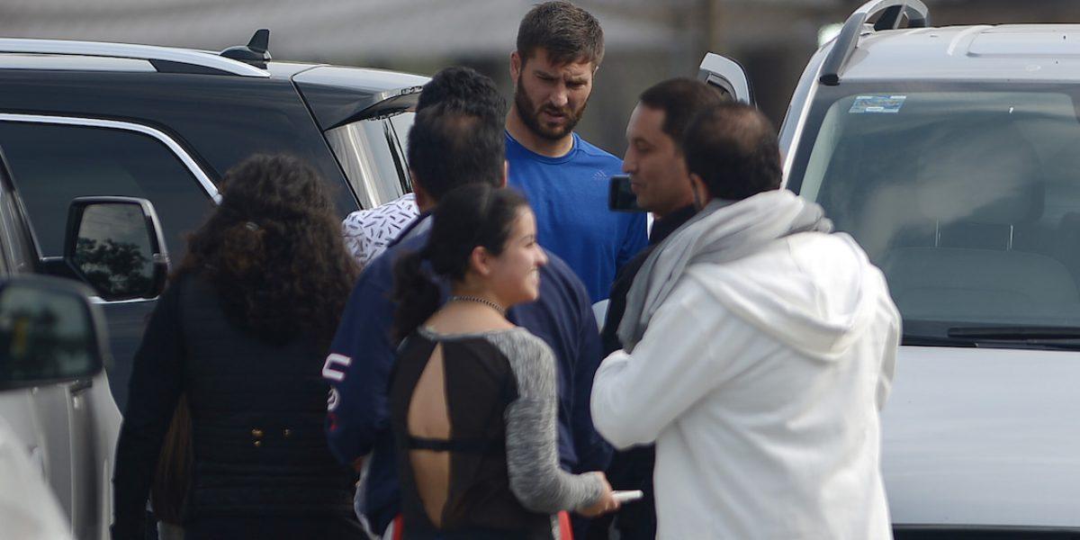 Reaparece Gignac sin collarín en entrenamiento de Tigres