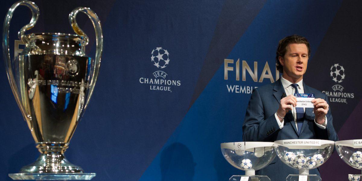 Razones por las que el sorteo de Champions estaría amañado