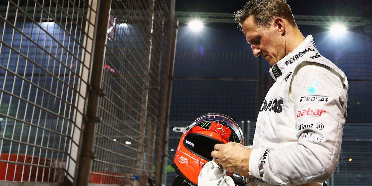 El misterio que envuelve la recuperación de Michael Schumacher