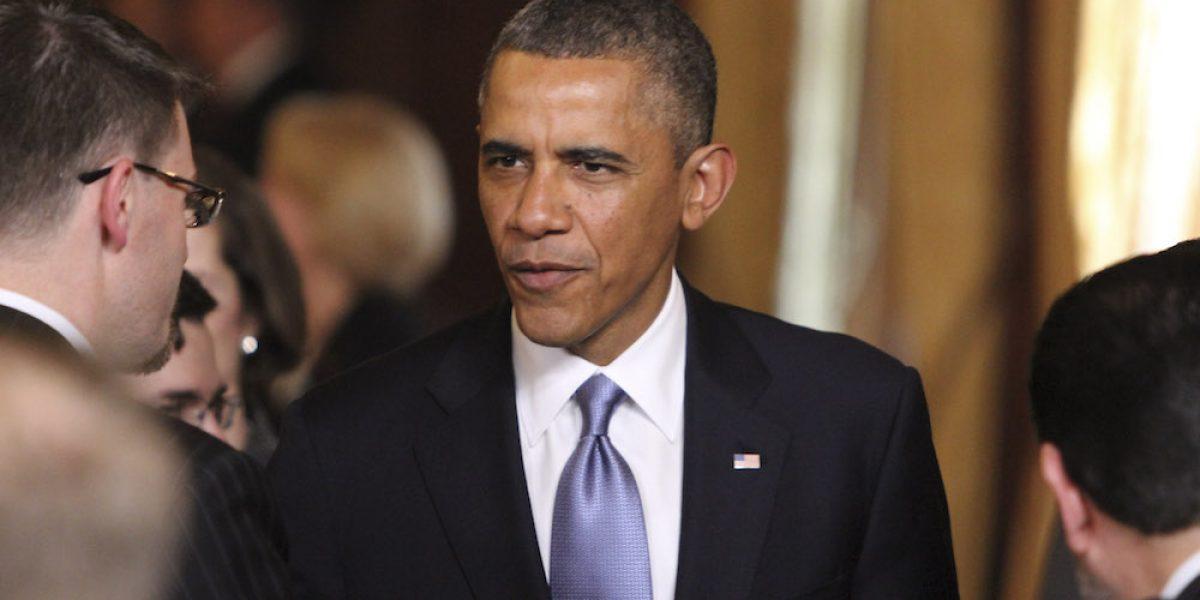 EUA es un país más fuerte y próspero que hace ocho años: Barack Obama