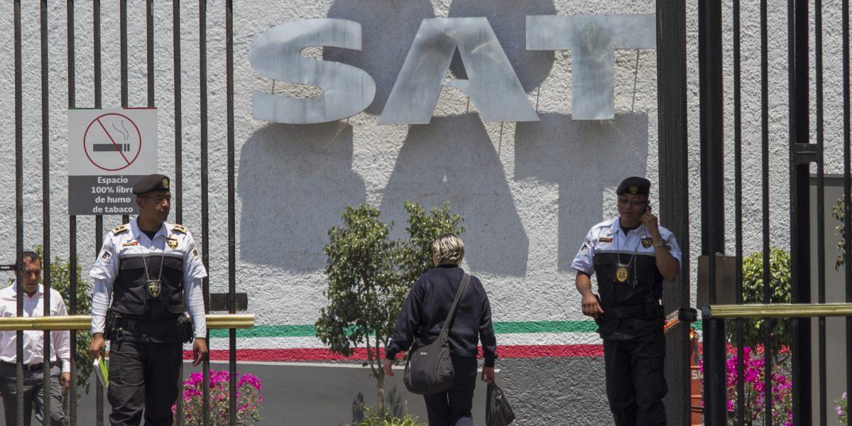 SAT pone el ojo a seis estados del país