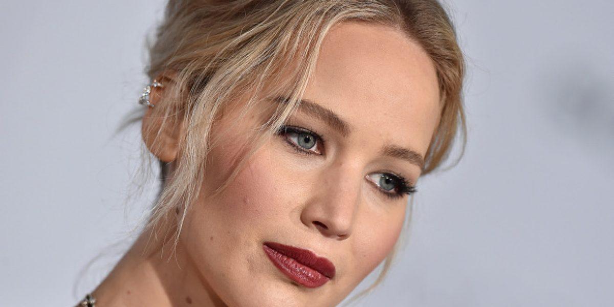 Jennifer Lawrence pasó la navidad en un hospital de Kentucky