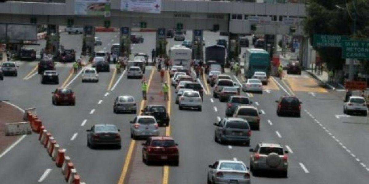 Cierran tramo de carretera Toluca-Ciudad Altamirano por deslave
