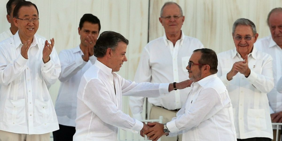 Colombia reporta 54 muertos en su primera Navidad tras la firma de paz