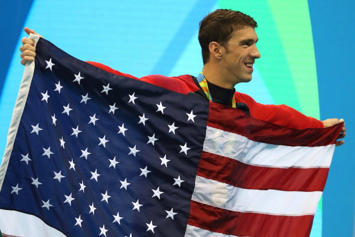 © 2016 Getty Images. Imagen Por: Michael Phelps / Getty Images