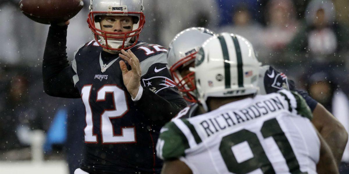 Patriotas y las 14 victorias con aroma a Super Bowl