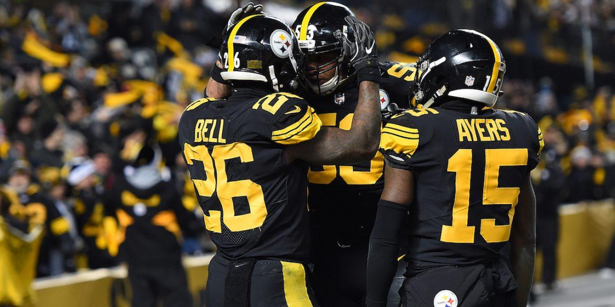 Pittsburgh se proclama campeón divisional, tras vencer a Baltimore