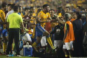 © MEXSPORT. Imagen Por: ¡Tigres arruina el Centenario del América al ganar al título del Apertura 2016. /Mexsport
