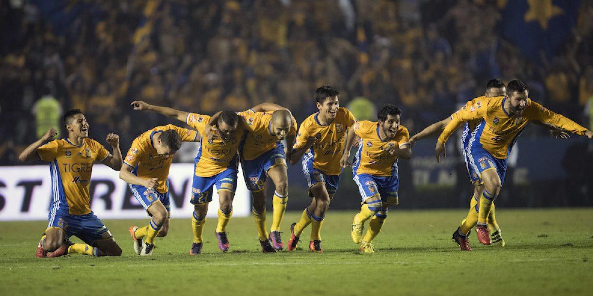 EN VIVO: Tigres vs América, gran final del futbol mexicano
