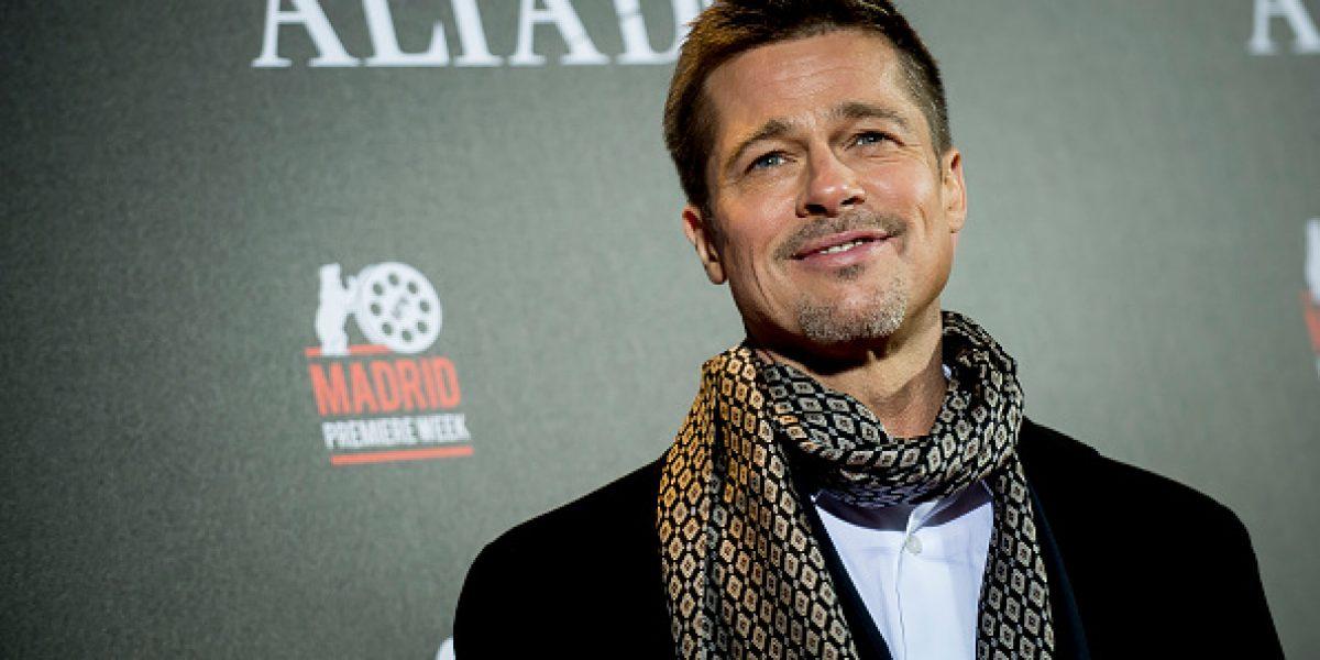Brad Pitt acusa a Angelina Jolie de comprometer la intimidad de sus hijos