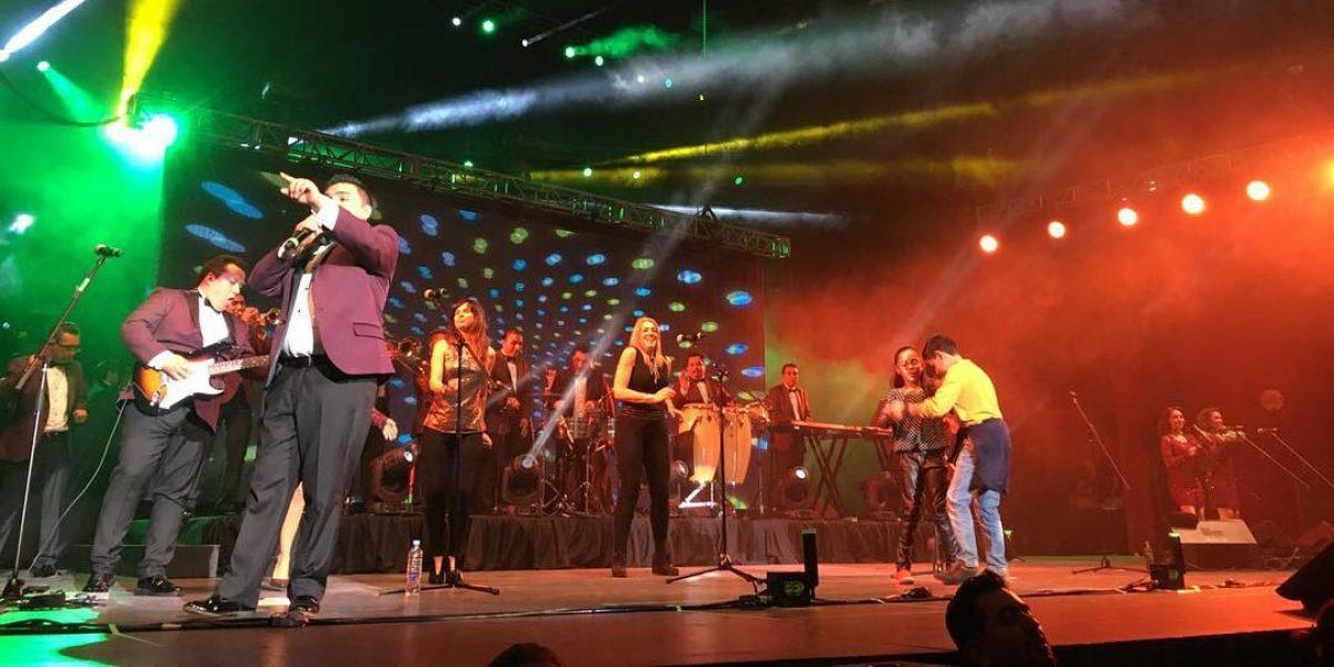Los Ángeles Azules cerrarán 2016 con concierto gratis en Reforma