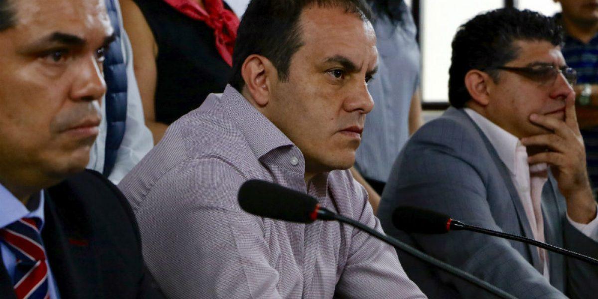 #Confidencial: Otra vez Morelos, el Cuau y Graco chocan por Mando Único