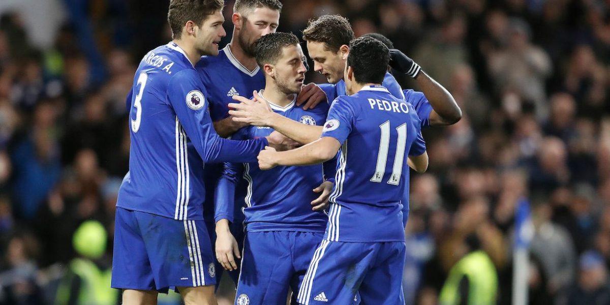 Chelsea celebra el boxing day con racha imparable de triunfos